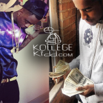 GBE's Lil' Reese Threatens Soulja Boy For Signing Bricksquad Rapper Lil' Mister