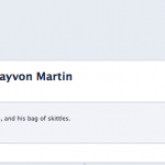Disturbing 'RIP Trayvon Martin' Page Surfaces On Facebook