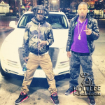 Glory Boyz Entertainment Member BallOut Arrested For Speeding In Chief Keef's BMW