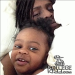 Chief Keef's Daughter Kay Kay Involved In Car Accident
