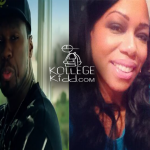 50 Cent Says It Was Son's Mother, Shaniqua Thompkins, Texting