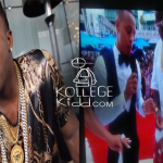 Boxer Adrien Broner & Soulja Boy Clown Ace Hood On Rolex Bezel Falling Off At BET Awards