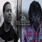 Coke Boy Rapper Lil' Durk Disses Chief Keef & GBE