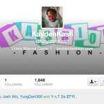 Chief Keef Creates Twitter Account For Daughter Kay Kay