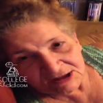 Granny Reps Chief Keef's O'Block & GBE