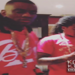 Ebone Hoodrich Turns Up With Soulja Boy & Sean Kingston