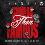Benzo Unveils 'Rich Then Famous' Mixtape Cover