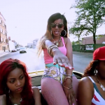 Chella H Is In Traffic 'Where The N*ggas At' In Music Video