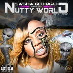 Sasha Go Hard Is In Her Own 'Nutty World' In Mixtape