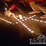 Family & Friends Hold Candlelight Vigil For L'A Capone