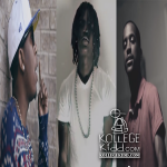 GBE Rappers Lil Reese & BallOut Welcome Chief Keef Home