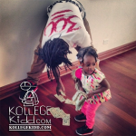 Chief Keef Wants Joint Custody Of Daughter Kay Kay
