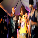 P. Rico, Bo Deal & King Samson Turn Up During Gary, IN Performance