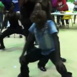 Phi Beta Sigma Members Twerk During Stroll