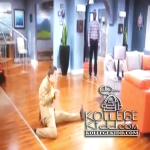 White Omega Psi Phi Member Sets It Owt On the Rickey Smiley Show
