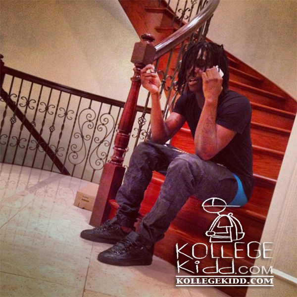 Chief Keef Says New Mansion Cost $2 Million More Than