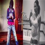 Chief Keef's Second Baby Mama Professes Love For Another Man At His Mansion