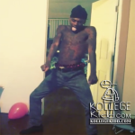 Fly Boy Gang Affiliate, Dex, Shows Off His Chris Brown Moves