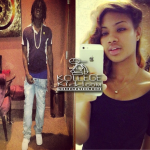 Chief Keef's Second Baby Mama Threatens To Destroy His Mansion