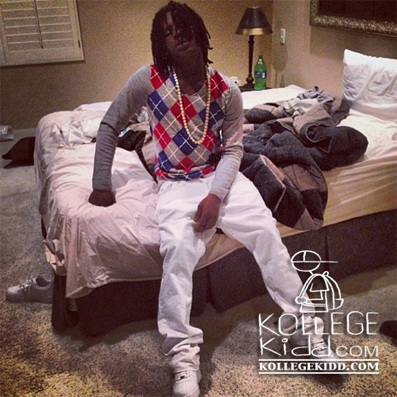 30-Year-Old Woman Erica Early Wins Paternity Suit Against Teen Rapper Chief Keef