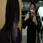 Lil Bibby & Young Chop Get To Work In Studio