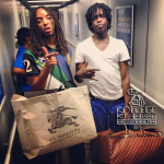 Tadoe Upset With Chief Keef's Incarceration