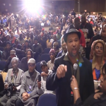 Chicago African American Community Slams High Black Unemployment Rate During Al Sharpton's Town Hall Meeting