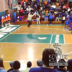 Bloomfield High School Basketball Coach Sets It Owt With Omega Psi Phi Step