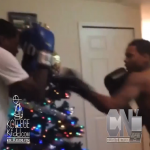Lil Durk & OTF Associate Get In The Gloves For Boxing Match