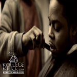 King Louie Earns Grammy Nod For Kanye West's Song 'New Slaves'