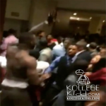 Footage Surfaces Of Ques & Nupes Fighting At 16th Annual Kappa Khristmas Jam & Toy Drive
