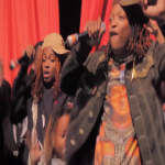 Sicko Mobb Rips The Stage At 'Bop-A-Thon' At The Olympic Theatre
