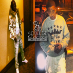 Did Lil JoJo's Brother Swagg Dinero Confront Chief Keef In Jail?