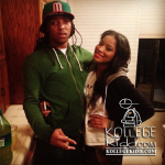 Tadoe & Keke Palmer Dating?