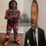 Sicko Mobb's Lil Ceno Wishes Happy Birthday To Civil Rights Icon Martin Luther King, Jr.