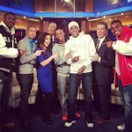 Dlow & Lil Kemo Teach Fox 32's Good Day Chicago The 'Dlow Shuffle'