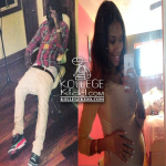 Chief Keef Calls New Jersey Baby Mama A 'Fan,' Says He Slept With Her On The First Night