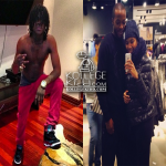 Chief Keef's New Jersey Baby Mama Reveals He Is Not The Father