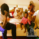 Chief Keef's Baby Mama Hopes He Drowns From Surfing; Sosa Calls Her A 'Transsexual'
