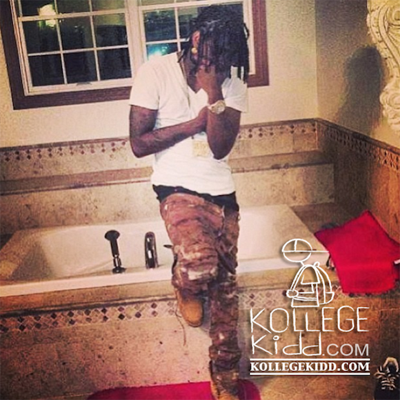 Chief Keef Knows Drama Like Tnt Welcome To Kollegekidd Com