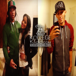 Tadoe Threatens To Put 'Holes' Actor Khleo Thomas In A 'Hole' For Sneak Dissing Over Keke Palmer Incident