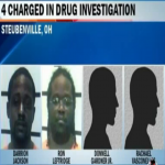 Chicago Black Disciples Charged With Drug Trafficking In Ohio