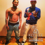 Fredo Santana & Cdai Get SSR Tatted On Their Faces