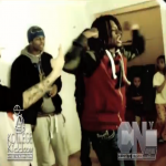 Lil Jay Goes Crazy At Video Shoot