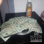 P. Rico Starts His Morning Off With A Bowl Of Money