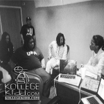 SD, Gino Marley & Young Chop In Studio With Asap Rocky