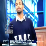 Chicago Man Wears Thot Shirt On Maury