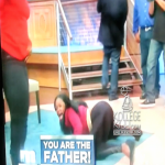 Thot Twerks On Maury After Paternity Test Proves Man Is Her Father