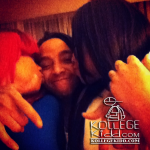 Tadoe & Capo Chill With Detroit Thots After Chief Keef's Concert At The Garden Theater