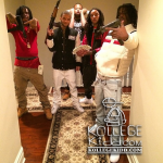 Chief Keef Releases Behind The Scenes Footage of 'Close That Door' Music Video